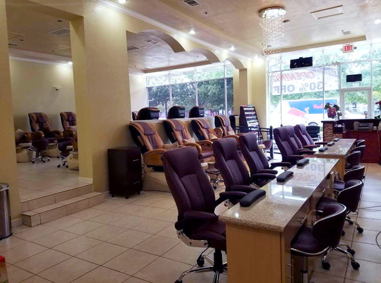 The Nail Bar – So Nice I Went Twice…In One Day! – The Thousand Oaks